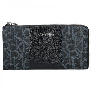 Dámská peněženka Calvin Klein Paola – černá