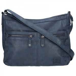 Dámská kabelka Enrico Benetti 66105 – modrá