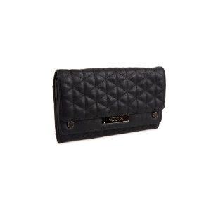 Dámská peněženka Doca 65064 – černá