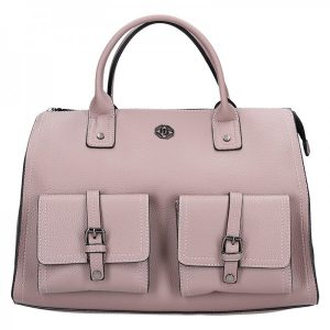 Dámská kabelka Marina Galanti Jessica – růžová