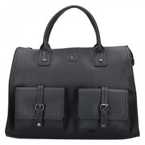 Dámská kabelka Marina Galanti Jessica – černá