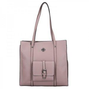 Dámská kabelka Marina Galanti Valentina – růžová