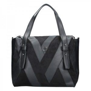 Dámská kabelka Marina Galanti Francesca – černá