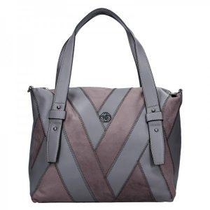 Dámská kabelka Marina Galanti Francesca – šedá