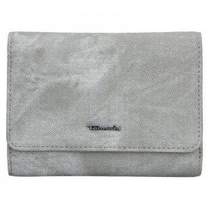 Dámská peněženka Tamaris Mariella – šedá