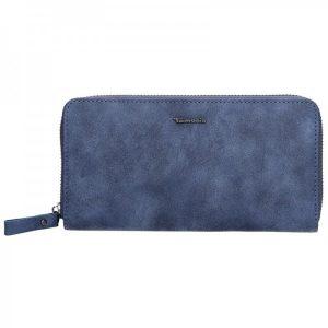 Dámská peněženka Tamaris Svenja – modrá