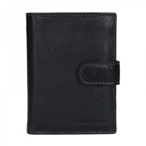 Pánská kožená peněženka SendiDesign Antonio – černá
