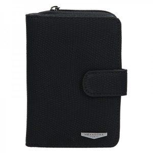 Dámská peněženka Hexagona 257648 – černá
