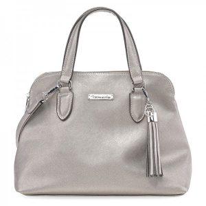 Dámská kabelka Tamaris Maxima – stříbrná