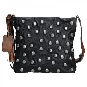 Trendy crossbody dámská kabelka Suri Frei Beata – černá