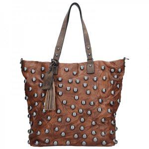 Trendy dámská kabelka Suri Frei Paula – hnědá
