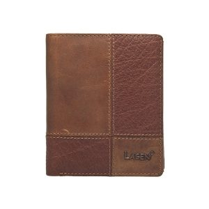 Pánská kožená peněženka Lagen Apolo – hnědá