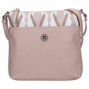 Dámská kabelka Marina Galanti Nicol – růžová