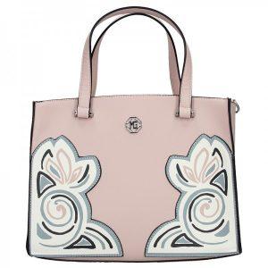 Dámská kabelka Marina Galanti Monic – růžová
