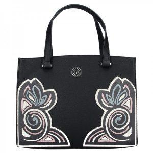Dámská kabelka Marina Galanti Monic – černá