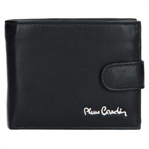 Pánská kožená peněženka Pierre Cardin Indego – černá