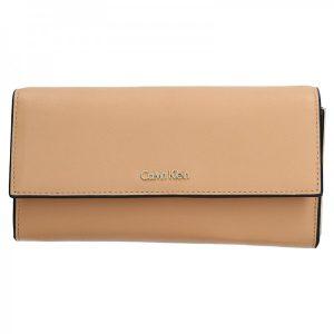 Dámská kožená peněženka Calvin Klein Apolen –