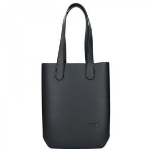 Dámská trendy kabelka Ju'sto J-High – černá