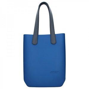 Dámská trendy kabelka Ju'sto J-High – modrá