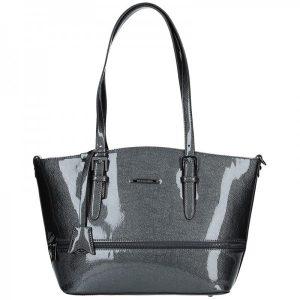 Dámská kabelka Hexagona 815178 – šedá