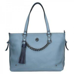 Dámská kabelka Marina Galanti Lisa – modrá