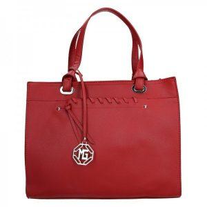 Dámská kabelka Marina Galanti Aura – červená