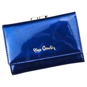 Dámská kožená peněženka Pierre Cardin Vierra – modrá