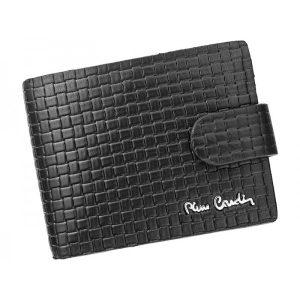 Pánská kožená peněženka Pierre Cardin Albert – černá