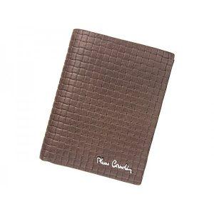 Pánská kožená peněženka Pierre Cardin Monet – hnědá