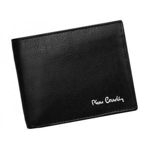 Pánská kožená peněženka Pierre Cardin Paule – černá