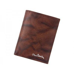 Pánská kožená peněženka Pierre Cardin Laurent – hnědá