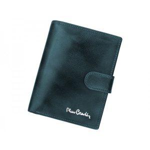 Pánská kožená peněženka Pierre Cardin Fredderic – modrá