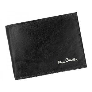 Pánská kožená peněženka Pierre Cardin Robert – černá
