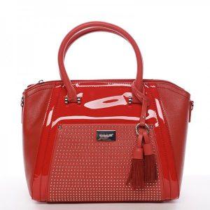 Dámská kabelka David Jones Joana – červená