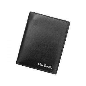 Pánská kožená peněženka Pierre Cardin Alexandre – černá