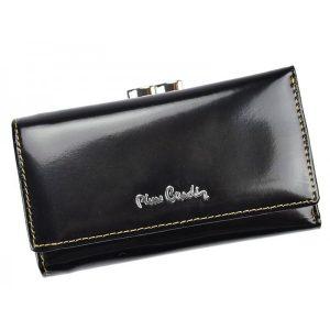 Dámská kožená peněženka Pierre Cardin Silva – černá