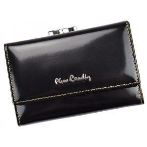 Dámská kožená peněženka Pierre Cardin Lima – černá