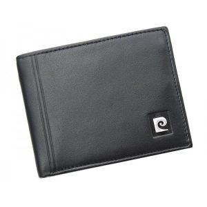 Pánská kožená peněženka Pierre Cardin Hubert – černá