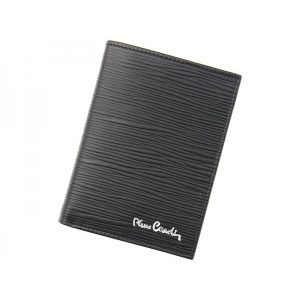 Pánská kožená peněženka Pierre Cardin Broddy – černá