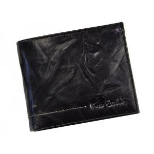 Pánská kožená peněženka Pierre Cardin Texas – černá
