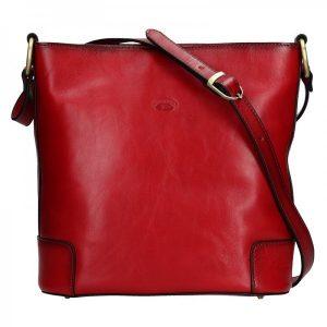 Dámská crosbody kabelka Katana Liliam – červená