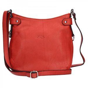 Dámská crosbody kabelka Katana Fiona – červená