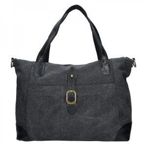 Unisex taška Katana Santana – černá