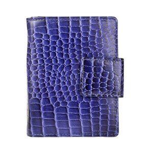 Dámská kožená peněženka Lagen 2077/C – fialová