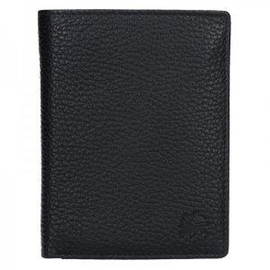 Kožená pánská peněženka Lerros Fredy – černá