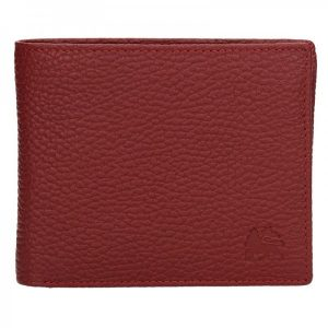 Kožená pánská peněženka Lerros Vilém – hnědá