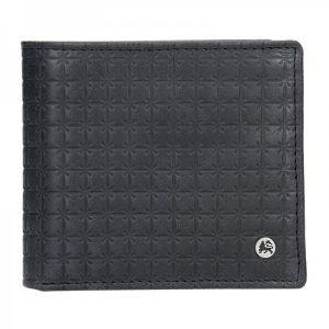 Kožená pánská peněženka Lerros Jerom – černá