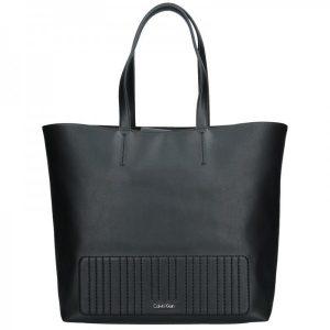 Dámská kabelka Calvin Klein Eveline – černá