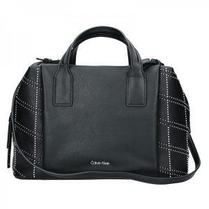 Dámská kabelka Calvin Klein Vilma – černá