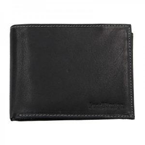 Pánská kožená peněženka SendiDesign 5601 (P) VT – černá